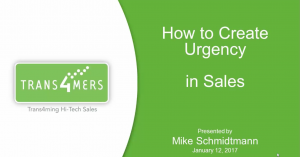 How to Create Urgency in Sales